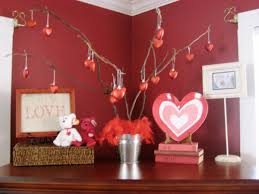 Valentine Decorations For The Home by Valentine Room Decorations Home Design Ideas