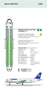 Air China Seat Map by Lufthansa German Airlines Aircraft Seatmaps Airline Seating Maps