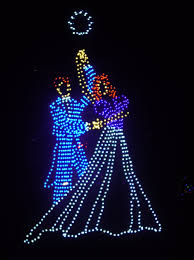 Christmas Lights Decoration Peanut Gang Inside Oglebay Resort Is U201ca Vision Of Paradise U201d Beesfirstappearance