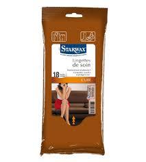 nourrir cuir canap entretien cuir starwax lingette soin du cuir x18 housses