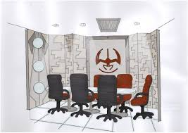 modern office vector illustration graphic design editable for save