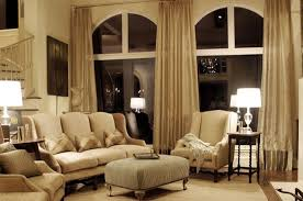 rideaux décoration intérieure salon beaux rideaux pour le salon deco maison moderne