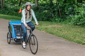 encore bike trailer for kids