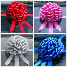 large gift bow car bow large gift bow all colours with superfast