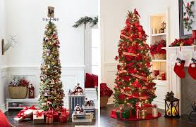 tree sale 7 foot pre lit pencil tree 39 99 shipped more