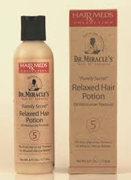 dr miracle hair miracle s feel it formula relaxed hair portion oil moisturizer