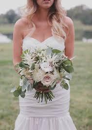 wedding flowers eucalyptus country farm wedding hailey real weddings 100 layer cake