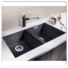 Matte Black Kitchen Faucet Silgranit Sink Accessories Blanco The Blanco Crystalline Offers