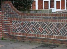 brick wall cap google search walls and fences pinterest