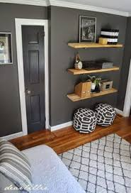 gray walls and warm wood for the home pinterest gray walls