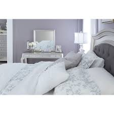 silver bed signature design by ashley coralayne silver bed free shipping