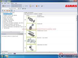 arm0040 claas parts doc v5 7 09 2016 full auto repair manual
