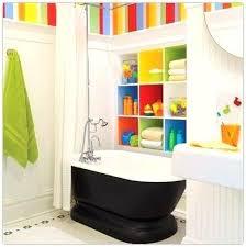 kid bathroom ideas colorful bathroom unique and colorful bathroom ideas