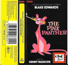 henry mancini pink panther original soundtrack film