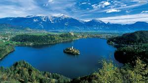 slovenia lake lake bled slovenia youtube
