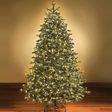 delightful decoration 4 5 pre lit tree general foam ft