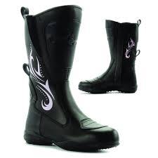 ladies motorbike boots blytz ladies motorcycle boots ladies boots ghostbikes com