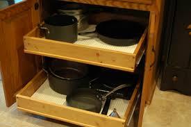 Kitchen Cabinet Slide Out Shelves Pull Out Kitchen Cabinet Shelves Home Design Ideas