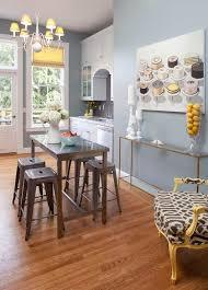 Blue And Yellow Kitchen Ideas 86 Best Yellow U0026 Gray Kitchen Images On Pinterest Yellow