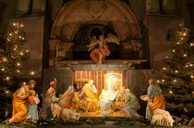 paintings of the nativity
