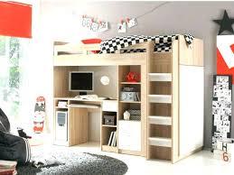 bureau sous lit mezzanine lit bureau escamotable pas cher mezzanine socialfuzz me
