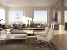 modern living room with chandelier by jackie turner zillow digs