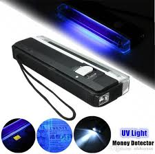 light and battery store black portable ultraviolet l 2in1 flashing torch blacklight uv