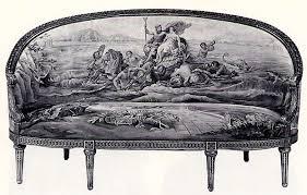 canap style louis xv les sièges de louis xvi à modern style en images meubles anciens