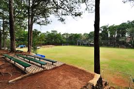 residential community amenities pine forest in baguio city the