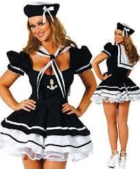 Nautical Halloween Costumes Nautical Dress Ebay
