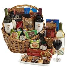 wine and cheese basket cheese wine biscuits basket big í húsi blóma flower delivery