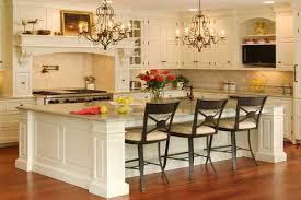 raised kitchen island kitchen island with raised breakfast bar apoc by