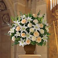 Funeral Flower Designs - send sympathy flowers u0026 funeral flower arrangements teleflora