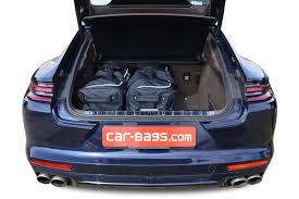 porsche panamera trunk panamera porsche panamera 971 2016 present car bags travel bags