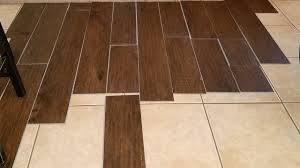vinyl plank flooring tile should i do this