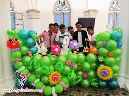 Home Balloon Decoration by Balloon Decoration Singapore Party Favors Ideas