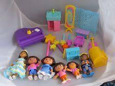Dora The Explorer Bedroom Furniture by Dora Talking House Ebay