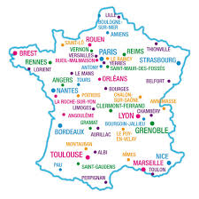 Marseille France Map by Image Result For Reims Sur Carte De France Wed Pinterest