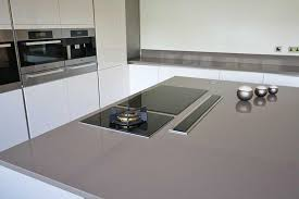 kitchen island extractor grey kitchen island with pop up extractor and induction hob