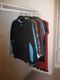 Home Decor Discount Websites A Jones For Organizing Master Closet Customized With Rod Up High