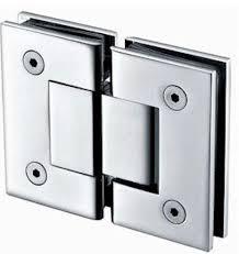 Shower Door Hinges Return On Interiors