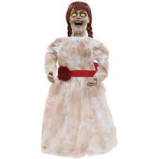 Scary Halloween Decorations Ebay by Halloween Decoration Life Size Prop Animated Doll Haunted House