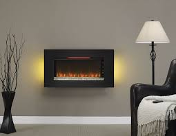 Infrared Electric Fireplace Classicflame 36 In Elysium Infrared Wall Hanging Electric