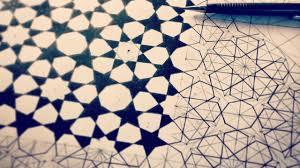 Geometric Designs 8 Fold Rozette Tiling Islamic Geometric Patterns How To