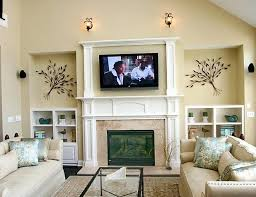 the brilliant fireplace wall decor for your house gandomak info