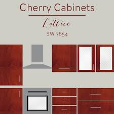 best wall color for kitchen with cherry cabinets the best wall colors to update stained cabinets rugh design