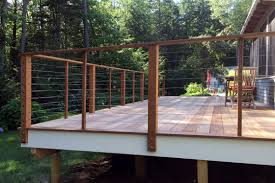 Wrap Around Deck by Decks U0026 Porches Barnard Woodworks