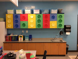 Classroom Cabinets Lego Classroom Theme Cabinet Coverings My Classroom Pinterest