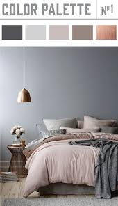 Master Bedroom Color Schemes 72 Best Blush Grey Copper Bedroom Images On Pinterest Room