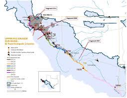 Nmsu Map Paso Del Norte Watershed Council